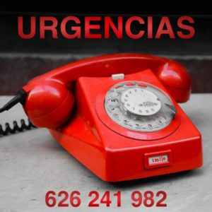 Urgencias tlefónicas