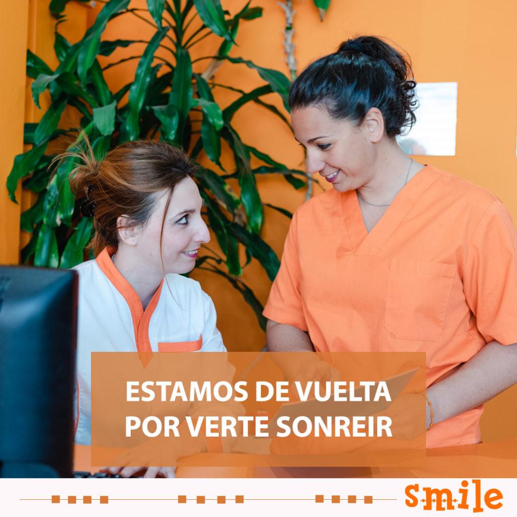 Clínica dental Smile Boadilla